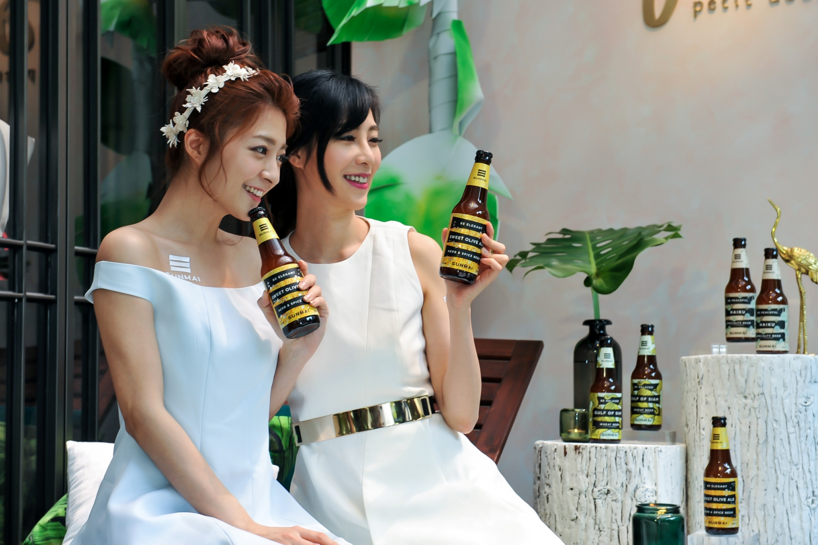 SUNMAI 春漾花草系啤酒3/23 繽紛上市