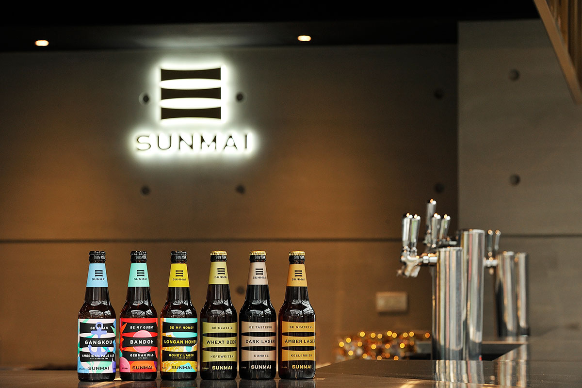 AIBA 澳洲國際啤酒大賽傳捷報!SUNMAI「釀」出七面獎牌