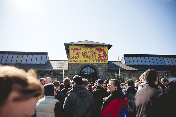 哥本哈根啤酒節會場 øksnehallen 展覽中心