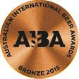 SUNMAI-黑麥啤酒-Australian International Beer Awards