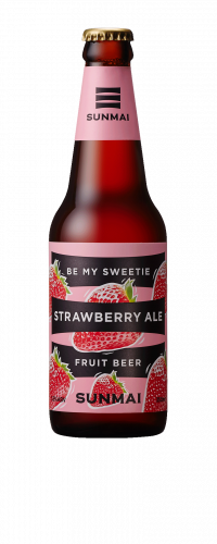 SUNMAI 草莓啤酒 Strawberry Ale