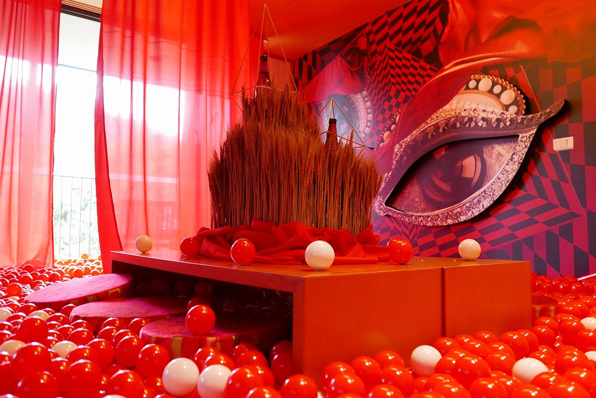 SUNMAIx宜蘭礁溪老爺酒店-驚喜打造「紅衣小女孩」同名啤酒主題房